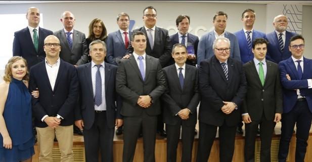 El impulso de ZINCAMAN, la creación de EVAA Consultores y el Plan Estratégico 2030, los proyectos de ADECA